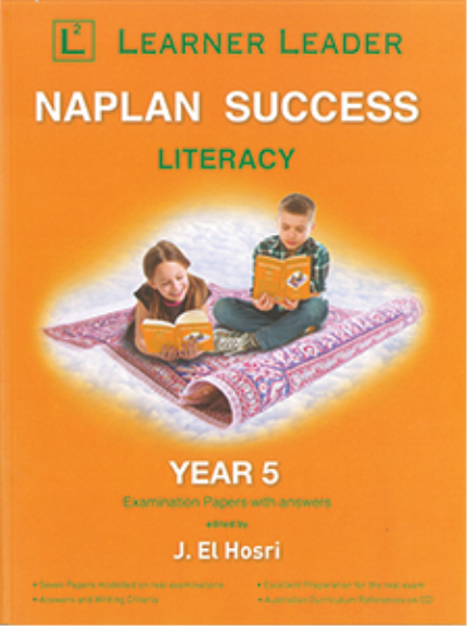 NAPLAN SUCCESS YEAR 5 NUMERACY