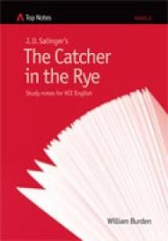TOP NOTES: CATCHER IN THE RYE