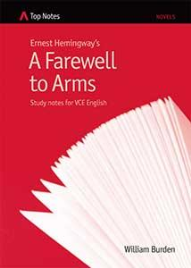 TOP NOTES: FAREWELL TO ARMS