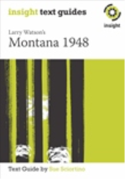 INSIGHT TEXT GUIDE: MONTANA 1948
