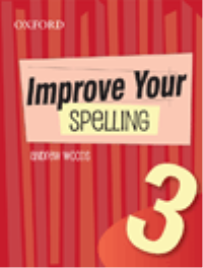IMPROVE YOUR SPELLING BOOK 3