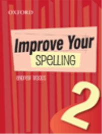IMPROVE YOUR SPELLING BOOK 2