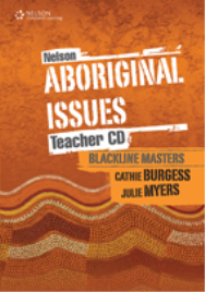 ABORIGINAL ISSUES TEACHER CD-ROM