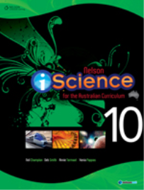 NELSON iSCIENCE YEAR 10 AC + EBOOK