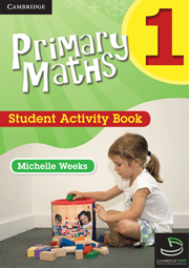 PRIMARY MATHS STUDENT ACTIVITY BOOK YEAR 1
