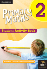 PRIMARY MATHS STUDENT ACTIVITY BOOK YEAR 2