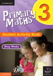 PRIMARY MATHS STUDENT ACTIVITY BOOK YEAR 3