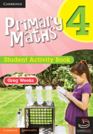 PRIMARY MATHS STUDENT ACTIVITY BOOK YEAR 4