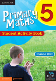 PRIMARY MATHS STUDENT ACTIVITY BOOK YEAR 5