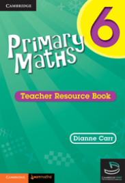 PRIMARY MATHS BOOK YEAR 6 - TEACHER RESOURCE BOOK