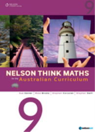 NELSON THINK MATHS YEAR 9 AC EBOOK