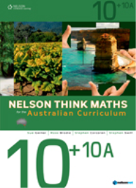 NELSON THINK MATHS YEAR 10+10A AC EBOOK