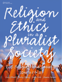 RELIGION AND ETHICS IN A PLURALIST SOCIETY: VCE RELIGION AND SOCIETY UNITS 1&2 EBOOK