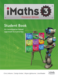iMATHS STUDENT BOOK 3