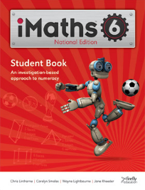 iMATHS STUDENT BOOK 6