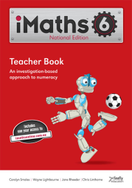 iMATHS TEACHER BOOK 6 (INCLUDES ONE YEAR ACCESS TO iMATHS ONLINE)