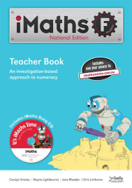 iMATHS TEACHER BOOK FOUNDATION (INCLUDES ONE YEAR ACCESS TO iMATHS ONLINE)