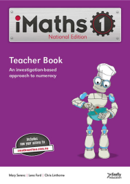 iMATHS TEACHER BOOK 1 (INCLUDES ONE YEAR ACCESS TO iMATHS ONLINE)