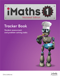 iMATHS TRACKER BOOK 1