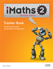iMATHS TRACKER BOOK 2