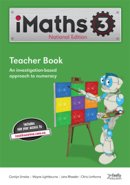 iMATHS TEACHER BOOK 3 (INCLUDES ONE YEAR ACCESS TO iMATHS ONLINE)