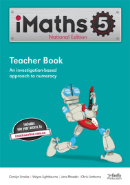 iMATHS TEACHER BOOK 5 (INCLUDES ONE YEAR ACCESS TO iMATHS ONLINE)