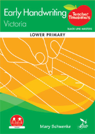 TEACHER TIMESAVER EARLY HANDWRITING VIC/WA