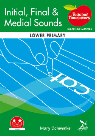TEACHER TIMESAVERS INITAL, FINAL AND MEDIAL SOUNDS