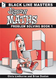 JIGSAW MATHS 1 PROBLEM SOLVING BLACK LINE MASTERS