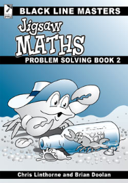 JIGSAW MATHS 2 PROBLEM SOLVING BLACK LINE MASTERS