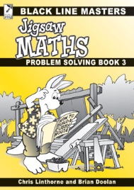 JIGSAW MATHS 3 PROBLEM SOLVING BLACK LINE MASTERS