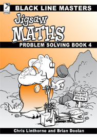 JIGSAW MATHS 4 PROBLEM SOLVING BLACK LINE MASTERS