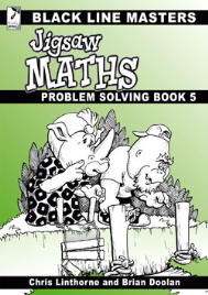 JIGSAW MATHS 5 PROBLEM SOLVING BLACK LINE MASTERS