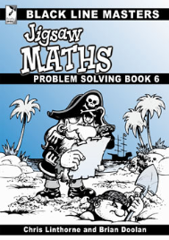 JIGSAW MATHS 6 PROBLEM SOLVING BLACK LINE MASTERS
