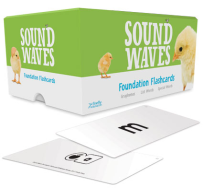 SOUNDWAVES FOUNDATION FLASHCARDS