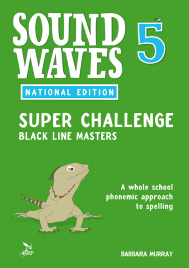 SOUNDWAVES SUPER CHALLENGE 5