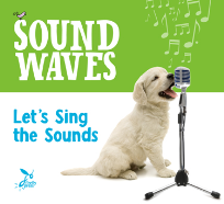 SOUNDWAVES LET'S SING THE SOUNDS CD