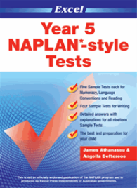YEAR 5 NAPLAN* - STYLE TESTS