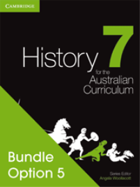 HISTORY AC YEAR 7 TEXTBOOK + EBOOK + ELECTRONIC WORKBOOK