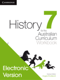 HISTORY AC YEAR 7 ELECTRONIC WORKBOOK