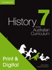 HISTORY AC YEAR 7 STUDENT TEXTBOOK
