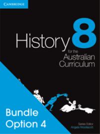 HISTORY AC YEAR 8 EBOOK + ELECTRONIC WORKBOOK