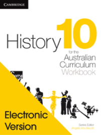 HISTORY AC YEAR 10 ELECTRONIC WORKBOOK