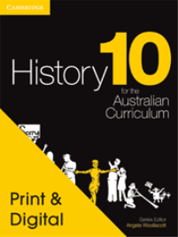 HISTORY AC YEAR 10 STUDENT TEXTBOOK