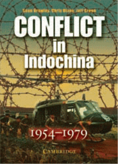 conflict in indochina A question recently posed by a distinguished colleague is central for anyone who earnestly seeks to understand how an entire generation of american political leaders, with the best will in the world, pushed the country onto the slippery slope that led ever downward into the engulfing morass of.