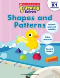 LEARNING EXPRESS - SHAPES AND PATTERNS: LEVEL K1