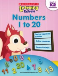 LEARNING EXPRESS - NUMBERS 1 TO 20: LEVEL K2