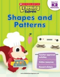 LEARNING EXPRESS - SHAPES AND PATTERNS: LEVEL K2
