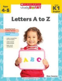 STUDY SMART - LETTERS A TO Z: LEVEL K1