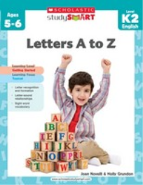 STUDY SMART - LETTERS A TO Z: LEVEL K2